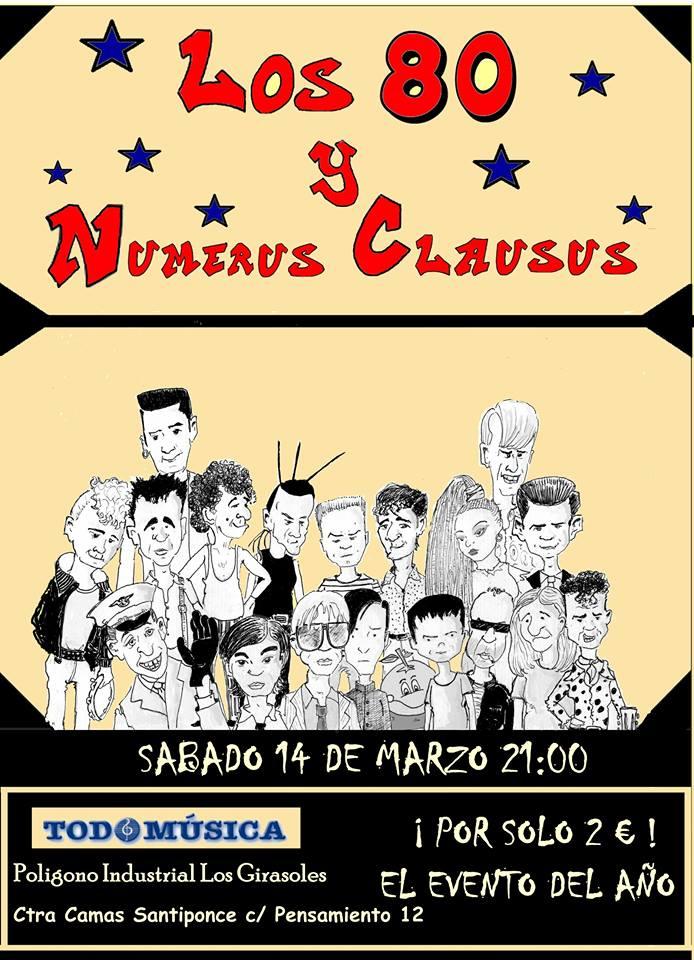 Cartel Numerus Clausus